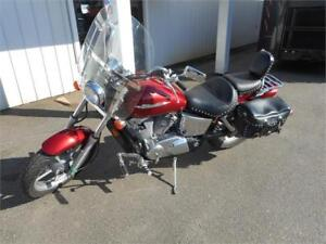 2001 HONDA SHADOW ACE 1100
