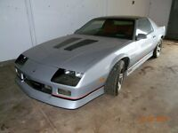 1985 IROC Z28 Mint condition-never winter driven
