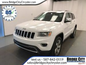 2016 Jeep Grand Cherokee Limited - Sunroof Nav - Clean Carfax!