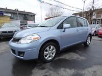 2010 NISSAN VERSA 1.8 SL (AUTOMATIQUE, 75,000 KM, MAGS, FULL!!!)
