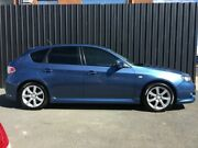 2007 Subaru Impreza MY07 2.0RS (AWD) Blue 4 Speed Automatic Sedan Phillip Woden Valley Preview