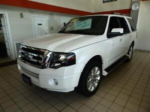 2011 Ford Expedition Limited USB 8 PASSENGER CAMERA NO ACCIDENTS
