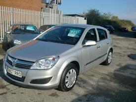 2007 Vauxhall Astra 1.8i 16v ( 140ps ) ( a/c ) automatic Life