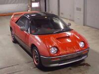 RARE INVESTABLE MODERN CLASSIC MAZDA AZ1 AZ-1 JDM CAR * ONLY 51000 MILES