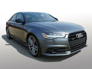 2017 Audi A6 3.0T Competition quattro 8sp Tiptronic | Driver As