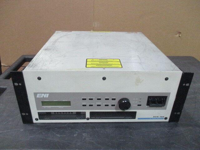 ENI DCG1R-A021200021 DC Plasma Generator, RF DCG-100, 397780