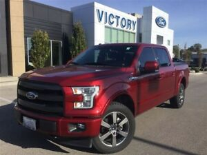 2017 Ford F-150 Lariat, 502a, Manager's Demo By appointment only