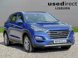 image for 2019 Hyundai Tucson 1.6 Crdi Se Nav 5Dr 2Wd Estate Diesel Manual