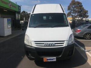 2007 Iveco Daily White Automated Manual Van