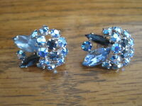 SHERMAN BLUE EARRINGS