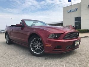 2014 Ford Mustang V6 Auto Convertible with Club of America Packa