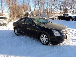 2009 Cadillac CTS 6 speed standard