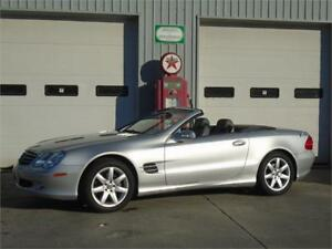 2003 Mercedes-Benz SL500R - ONE ONWER