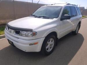2003 Oldsmobile Bravada****** ALL WHEEL DRIVE****LEATHER INT