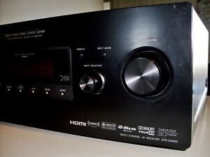 Sony STR-DG920 7.1 Home Theater Receiver