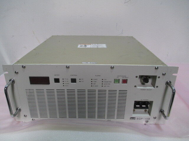 Daihen SGP-15B, Analog RF Microwave Power Generator, 2450MHz, 1500W, 416900