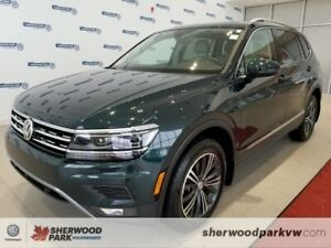 2018 Volkswagen Tiguan Highline *Certified Pre-Owned*