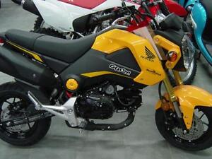 2015 HONDA On Road MSX 125 F Grom