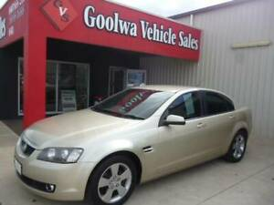 2007 HOLDEN VE CALAIS SEDAN-AUTOMATIC Goolwa Alexandrina Area Preview