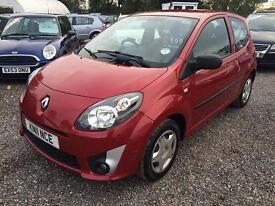 2011 RENAULT TWINGO 1.2 16V Expression LOW MILEAGE 12 MTS WARRANTY AVAIL