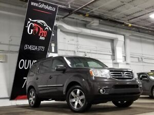 2012 Honda Pilot Touring *ONE OWNER* *NO ACCIDENT* HONDA CARE
