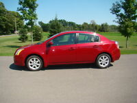 2009 Nissan Sentra Saftied, Etested and Warrantied