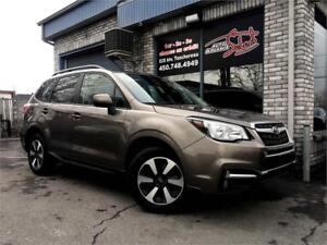 2017 Subaru Forester 2.5i Touring PZEV  AWD TOIT PANORAMIQUE