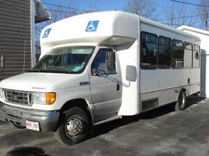 "Lewisporte > Gander > St John's ""Express Bus Transportation"""