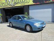 2006 Ford Futura BA Blue 4 Speed Auto Active Select Sedan O'Connor Fremantle Area Preview