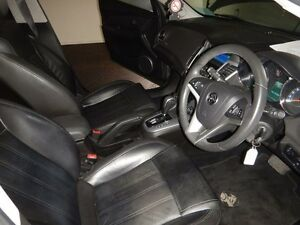2012 Holden Cruze JH MY12 CDX Grey 6 Speed Automatic Hatchback Mulgrave Hawkesbury Area Preview