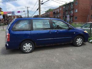 2004 Mazda MPV Camionnette
