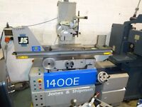 JONES & SHIPMAN 1400 E SURFACE GRINDER WITH OPTI DRESS ATTACHMENT