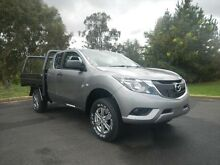 2015 Mazda BT-50 XT Aluminium Steptronic Cab Chassis Young Young Area Preview