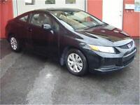 2012 Honda Civic  LX 75730km-Automatique-Bluetooth-A/C...