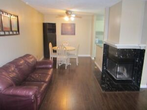 FURNISHED 2 BEDROOM! PRIVATE YARD AND LAUNDRY!