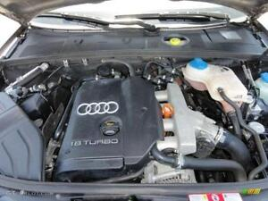 2004 AUDI 1.8T ENGINE & OTHER PARTS (PART OUT!!!!)