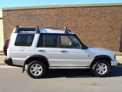 2004 Land Rover Discovery Series II S (4x4) Silver 4 Speed Automatic Wagon