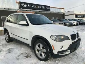 2007 BMW X5 AWD*Clean Carproof*Winter Tires*Pano Roof*NAVI