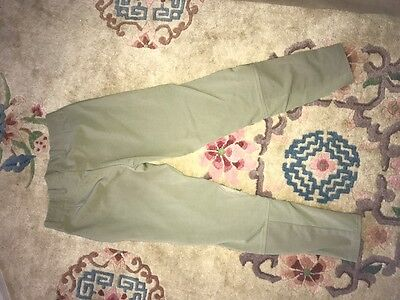 Ariat Pro Series suede knee patch breeches 14R Excellent condition!