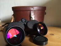 Carl Zeiss Jena 12x50B NOBILEM Spezial Binoculars. Very rare model.