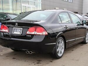 2011 Acura CSX 2.0 - LOCALLY OWNED AND SERVICED | NO ACCIDENTS | Edmonton Edmonton Area image 4