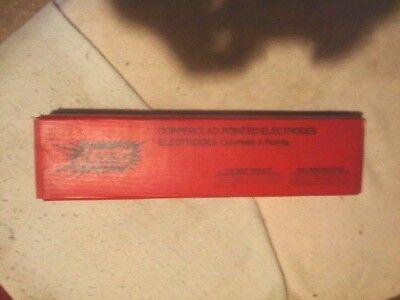 Arcair Air Carbon Welding Rods Dc Copperclad Electrode 50 Pc Mix 14 516