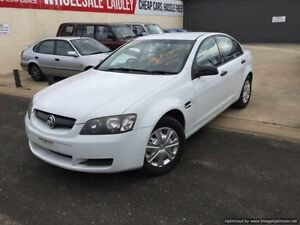 2007 Holden Commodore VE Omega Heron White 4 Speed Automatic Sedan Laidley Lockyer Valley Preview