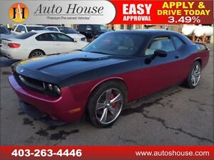 2010 DODGE CHALLENGER SRT8 NAVIGATION LEATHER PUSH BUTTON START