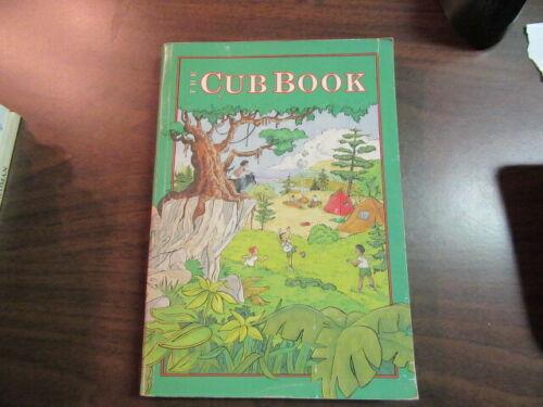 The Cub Book, Scouts Canada 1991