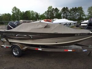"Used ""2006"" Sylvan Boat Package"