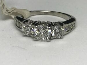 1.24 ct tdw Diamond Engagement Ring on special now $3999 OBO