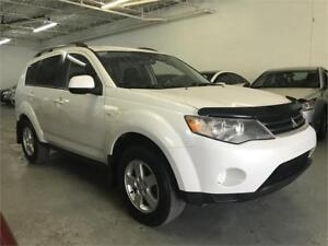 2008 MITSUBISHI OUTLANDER 4 CYLINDRE AUT+AC+G.ELECTRIC, MAGS....