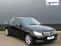 2013 Mercedes-Benz C Class C220 CDI BLUEEFFICIENCY EXECUTIVE SE Diesel black Aut