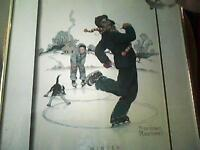 NORMAN ROCKWELL, 4 SEASONS COLLECTION